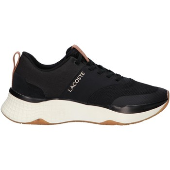 Sapatos Homem Multi-desportos Lacoste 40SMA0041 - COURT-DRIVE Negro