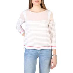 Textil Mulher camisolas Armani jeans - 3y5m2g_5m23z Rosa