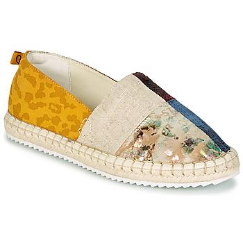 Sapatos Mulher Alpargatas Desigual SELVA PATCH Multicolor