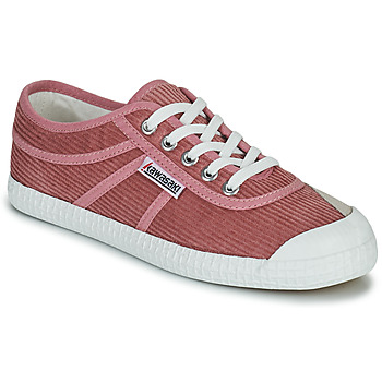 Sapatos Mulher Sapatilhas Kawasaki CORDUROY Rosa