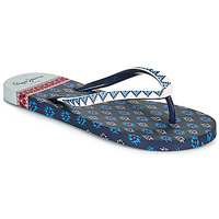 Sapatos Mulher Chinelos Pepe jeans RAKE DANI Marinho