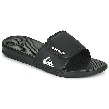 Sapatos Homem chinelos Quiksilver BRIGHT COAST Preto