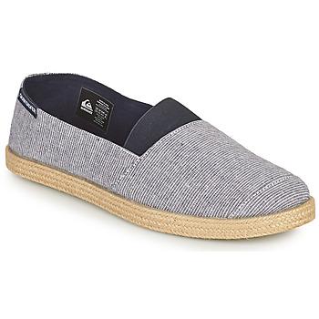 Sapatos Homem Alpargatas Quiksilver ESPADRILLED Azul
