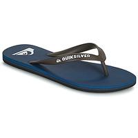 Sapatos Homem Chinelos Quiksilver MOLOKAI Marinho
