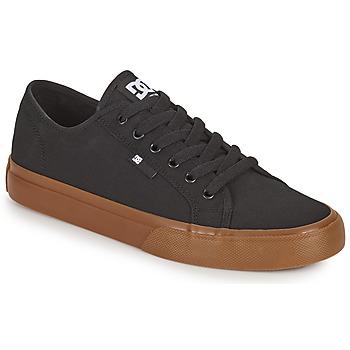Sapatos Homem Sapatilhas DC Shoes MANUAL Preto