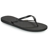Sapatos Mulher Chinelos Roxy VIVA IV Preto