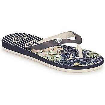 Sapatos Rapariga Chinelos Roxy TAHITI VII G Marinho