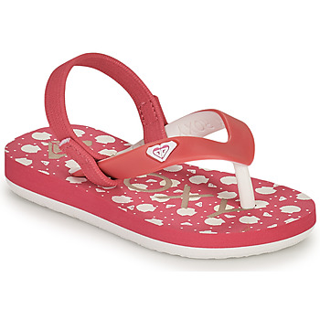 Sapatos Rapariga Chinelos Roxy TW TAHITI VI Rosa