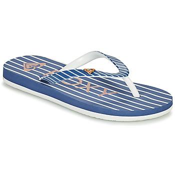 Sapatos Rapariga Chinelos Roxy PEBBLES VII G Marinho