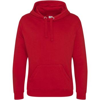 Textil Homem Sweats Awdis JH101 Vermelho Fogo