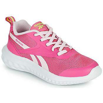 Sapatos Rapariga Sapatilhas de corrida Reebok Sport REEBOK RUSH RUNNER 3.0 Rosa