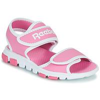 Sapatos Criança Sandálias desportivas Reebok Sport WAVE GLIDER III Rosa