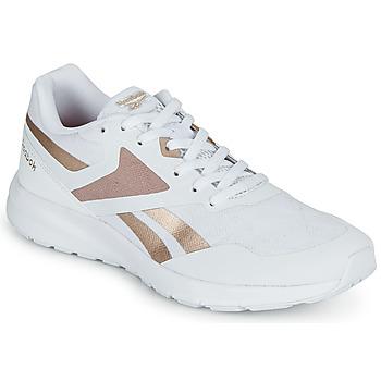 Sapatos Mulher Sapatilhas de corrida Reebok Sport REEBOK RUNNER 4.0 Branco / Ouro