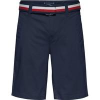 Textil Rapaz Shorts / Bermudas Tommy Hilfiger SORTA Marinho