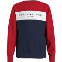 Textil Rapaz Sweats Tommy Hilfiger KB0KB06596-0SM Multicolor