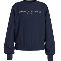 Textil Rapariga Sweats Tommy Hilfiger KG0KG05764-C87 Marinho