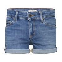Textil Rapariga Shorts / Bermudas Tommy Hilfiger KG0KG05773-1A4 Azul