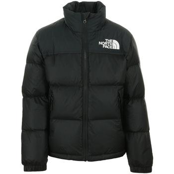 Textil Criança Quispos The North Face 1996 Retro Nuptse Jacket Kids Preto