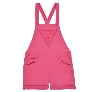 Textil Rapariga Macacões/ Jardineiras Guess K1GK10-WB5Z0-JLPK Rosa