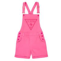 Textil Rapariga Macacões/ Jardineiras Guess J1GK12-WB5Z0-JLPK Rosa