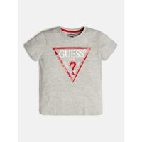 Textil Rapaz T-Shirt mangas curtas Guess L73I55-K5M20-M90 Cinza