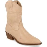 Sapatos Mulher Botins Buonarotti 1A-0339 Beige