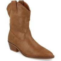 Sapatos Mulher Botins Buonarotti 1A-0339 Camel