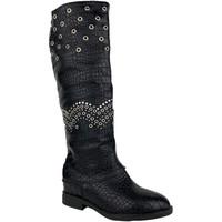 Sapatos Mulher Botas H&d M929-23 Negro
