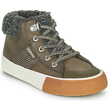 Sapatos Sapatilhas Victoria Tribu Branco