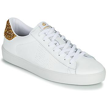 Sapatos Mulher Sapatilhas Victoria Tribu Branco