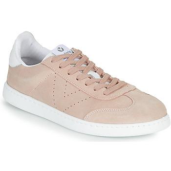Sapatos Criança Sapatilhas Victoria Tribu Rosa