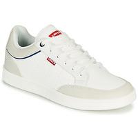 Sapatos Homem Sapatilhas Levi's BILLY 2.0 Branco