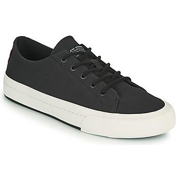 Sapatos Homem Sapatilhas Levi's SUMMIT LOW Preto