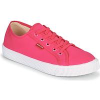 Sapatos Mulher Sapatilhas Levi's MALIBU BEACH S Rosa