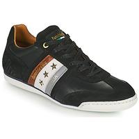 Sapatos Homem Sapatilhas Pantofola d'Oro IMOLA UOMO LOW Preto