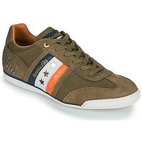 Sapatos Homem Sapatilhas Pantofola d'Oro IMOLA CANVAS UOMO LOW Cáqui