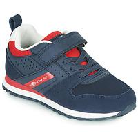 Sapatos Criança Sapatilhas Umbro JADER VLC Azul / Vermelho