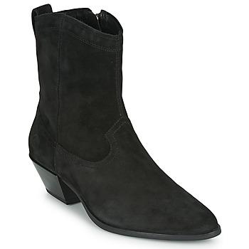 Sapatos Mulher Botins Vagabond Shoemakers EMILY Preto