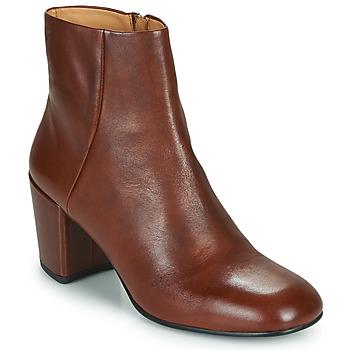 Sapatos Mulher Botins Vagabond Shoemakers MELINA Conhaque