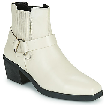Sapatos Mulher Botins Vagabond Shoemakers SIMONE Branco