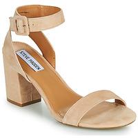 Sapatos Mulher Sandálias Steve Madden MALIA Bege