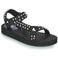 Sapatos Mulher Sandálias Steve Madden HENLEY-R Preto