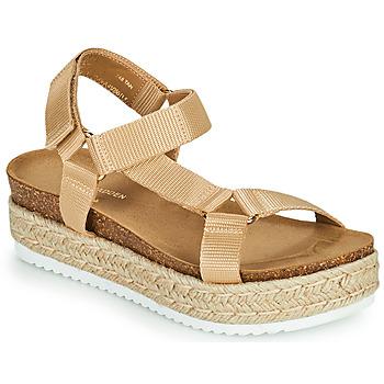 Sapatos Mulher Sandálias Steve Madden KODIAK Castanho