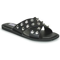 Sapatos Mulher chinelos Steve Madden SPIKEY Preto