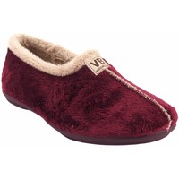 Sapatos Mulher Chinelos Vulca Bicha Vá para casa senhora  4306 bordeaux Rouge