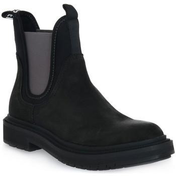 Sapatos Homem Botas baixas Bikkembergs ZORIAN Nero