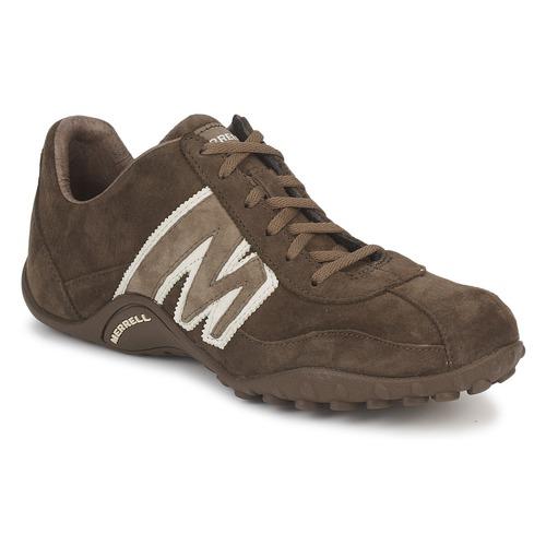 Sapatos Homem Sapatilhas Merrell SPRINT BLAST LTR Castanho