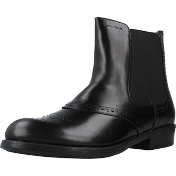 Sapatos Mulher Botas baixas Stonefly CLYDE 27 Preto