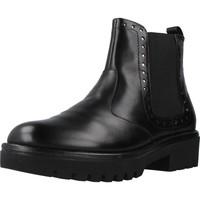 Sapatos Mulher Botas baixas Stonefly PERRY II Preto