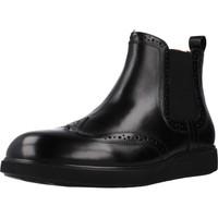 Sapatos Mulher Botas baixas Stonefly TOWN 11 Preto
